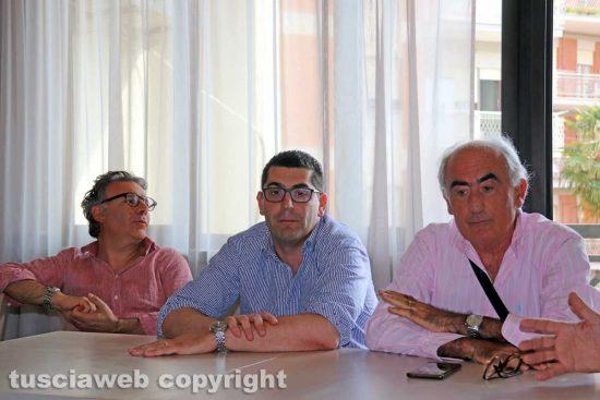 Serra, Barelli e Ricci