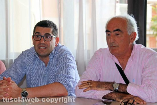 Giacomo barelli e Alvaro Ricci