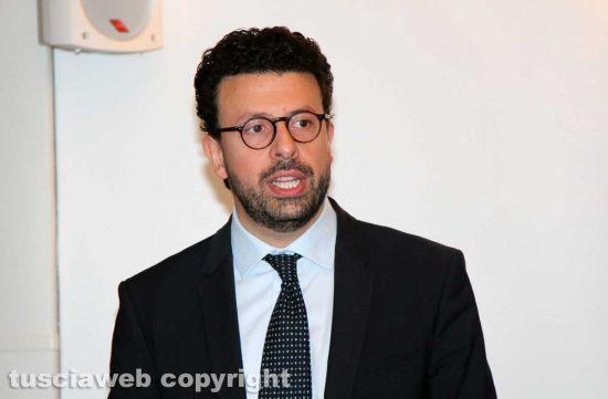 Andrea Di Sorte, vicesindaco di Bolsena