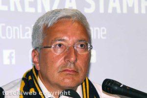 Sport - Calcio - Viterbese - Il neopresidente Marco Romano
