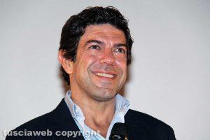 Viterbo - Pierfrancesco Favino al Tuscia film fest