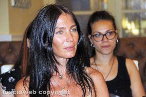 Viterbo - Stiliste e modelle del 14 luglio