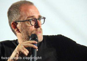 Viterbo - Valerio Mastandrea al Tuscia film fest