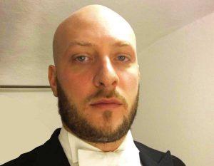 Il direttore d'orchestra Sesto Quatrini