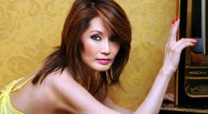 L'attrice e soprano Lu Ye