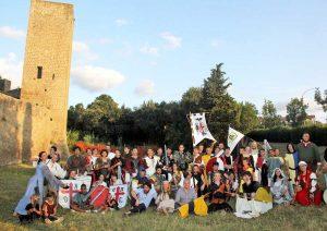 Viterbo - Ludika 2019 - La battaglia campale