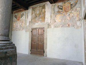 Palazzo Gallo a Bagnaia