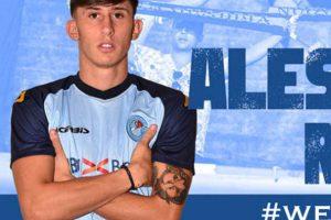 Sport - Calcio - Alessio Rasi all'Albinoleffe