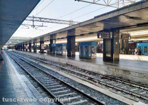 La stazione di Roma Termini
