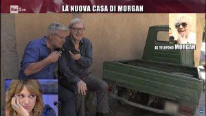 Sutri - Enrico Lucci e Vittorio Sgarbi nel servizio di Realiti