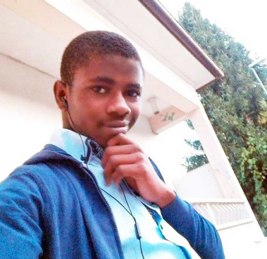 Viterbo - Joshua Chibueze Anyanwu
