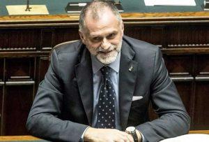 Il viceministro Massimo Garavaglia