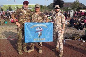I paracadutisti di Viterbo ai quattro giorni della Nimega
