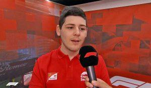 Sport - David Tonizza pilota ufficiale Ferrari Esports