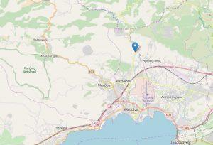 Atene - Forte scossa di terremoto