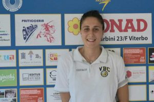 Sport - Pallavolo - Vbc Viterbo - Elena Catalani