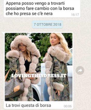 Tarquinia - Guardia di finanza - Il gruppo whatsapp dove si vendeva merce contraffatta
