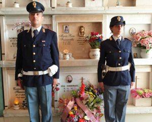 Commemorazione del 43esimo anniversario della scomparsa dell'appuntato Luigi Cesari