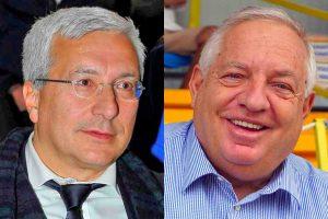 Sport - Calcio - Marco Arturo Romano e Piero Camilli
