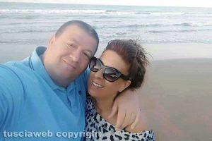 Stefano Mei e Patrizia Cotigni