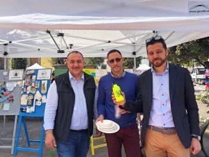 Vitorchiano - Il sindaco Grassotti e il progetto plastic free