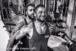 Vitorchiano - Luca Scarponi e il suo migliore amico