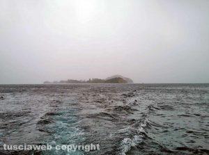 Tempesta sul lago di Bolsena - Foto di Giancarlo Di Matteo