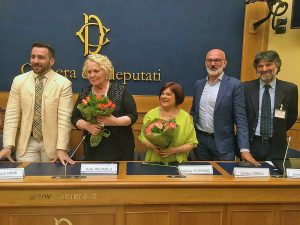 """Katia Ricciarelli alla presentazione di """"Lirica sul Tevere"""""""
