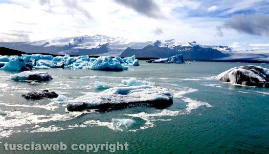 Islanda - Jökulsárlón, glacier lagoon