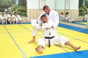 Sport - Arti marziali - Gli esami alla Yama Bushi
