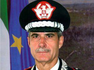 Il generale Pasquale Muggeo