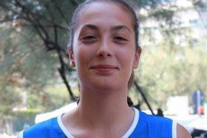 Sport - Pallacanestro - Giulia Patanè