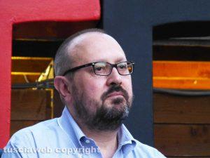 Il giornalista Alberto Mattioli