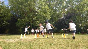Sport - Coni - Educamp Lazio ai Monti Cimini