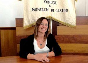 Montalto di Castro - La delegata al commercio Rita Goddi