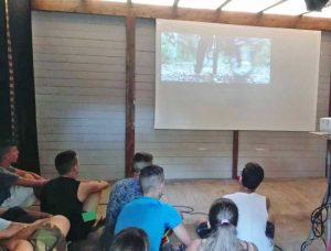 Centro Antiquitates di Civitella Cesi - Incontro sulla ludopatia