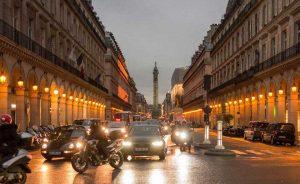Parigi - Rue Saint-Honoré