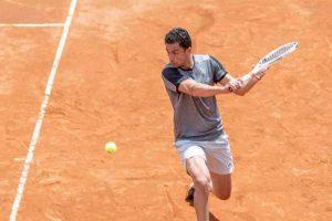 Sport - Tennis - Tennis club Viterbo - Fausto Barili