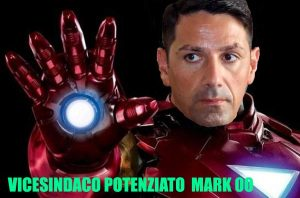 Il meme di Felice Casini fatto da Candita Pittoritto