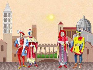 Corteo experience, apertura straordinaria della costumeria del monastero di S. Rosa