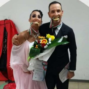 Angelo Buzzi e Alessandra Lanzi