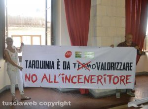 Tarquinia - Le associazioni ambientaliste in consiglio contro il termovalorizzatore