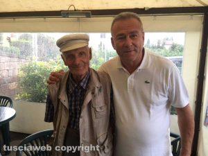 Viterbo - Francesco Barelli e Silvio Cappelli