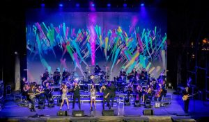 """The Queen Orchestra in """"Bohemian Symphony"""""""