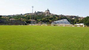 Montefiascone - Lo stadio delle Fontanelle