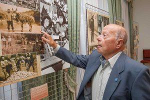 """L'inaugurazione della mostra """"Grotte di Castro dei ricordi e immagini"""""""