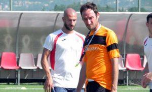 Sport - Calcio - Monterosi - David D'Antoni