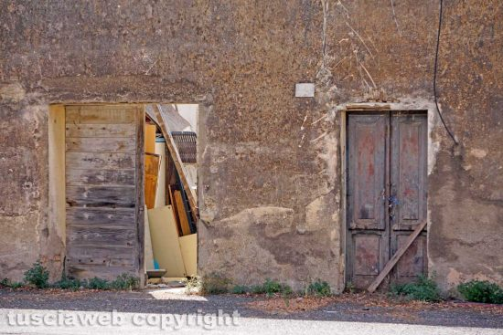 Tarquinia - L'abbandono e il degrado delle Saline