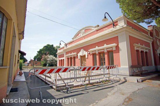 Tarquinia - Saline - Il centro visite