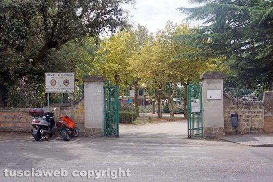 Vetralla - La villa comunale Pietro Canonica